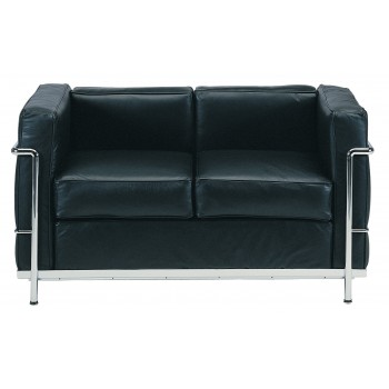 Sofa Lc2 two seater Corbusier