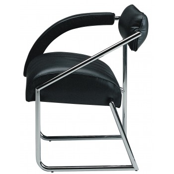 Gray Non conformist chair
