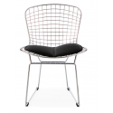 chaise Bertoia wire
