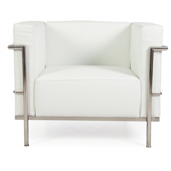 Armchair Corbusier Lc3