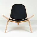 Sedia shell chair Wegner