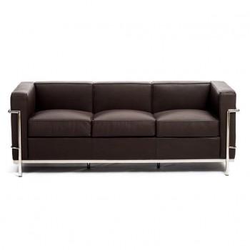 Canapé corbu L2 trois places