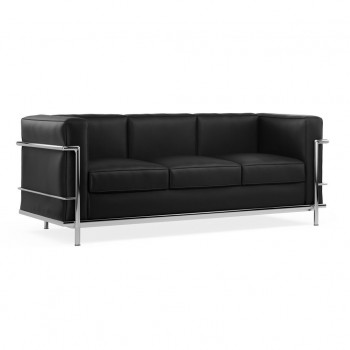 Sofa corbusier L2 three seater
