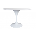 Tulip Table fiberglas 90 cm