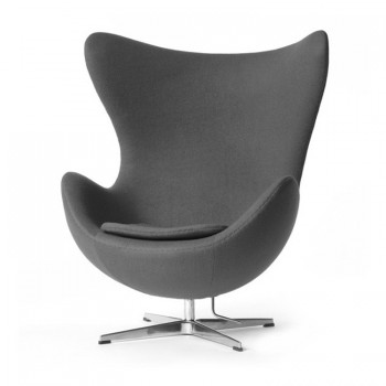 Fauteuil Egg chair Jacobsen
