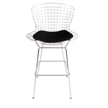 Chaise bar Bertoia