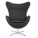 Fauteuil Egg chair Jacobs...