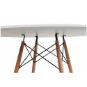 Tavolo Eames e 4 sedie -...