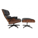 Eames Lounge chair and foot...
